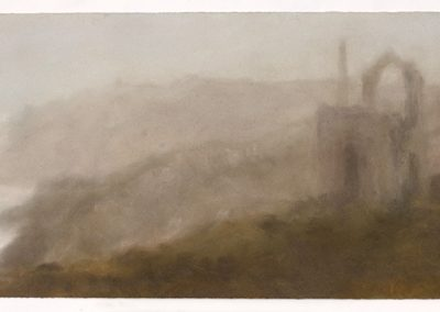 (1530) 14.1.07 Botallack, 28.5cm x 44cm, Pastel on Paper.